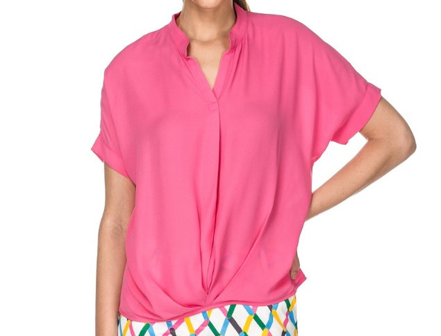 43Q3578 • Pink (Avail in Maroon)