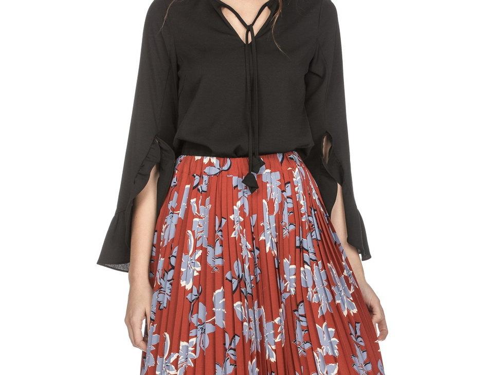 46J9480 • Mauve Lotus (Skirt)