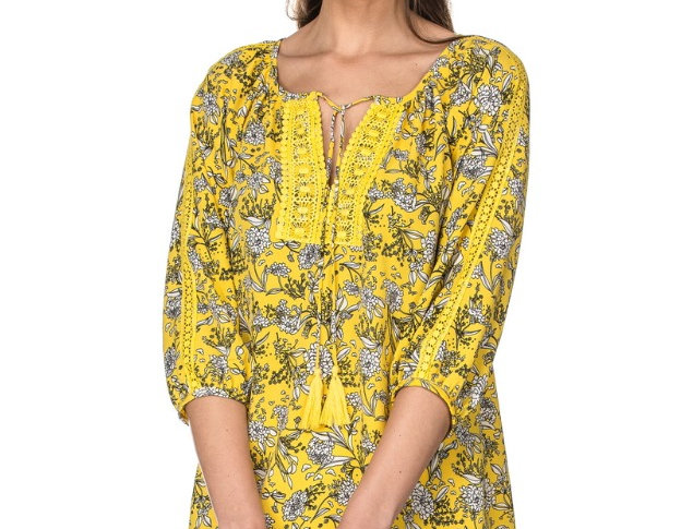 43C3682 • Yellow Floral