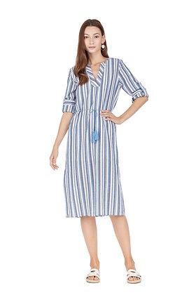 49E3795 • Blue Stripe
