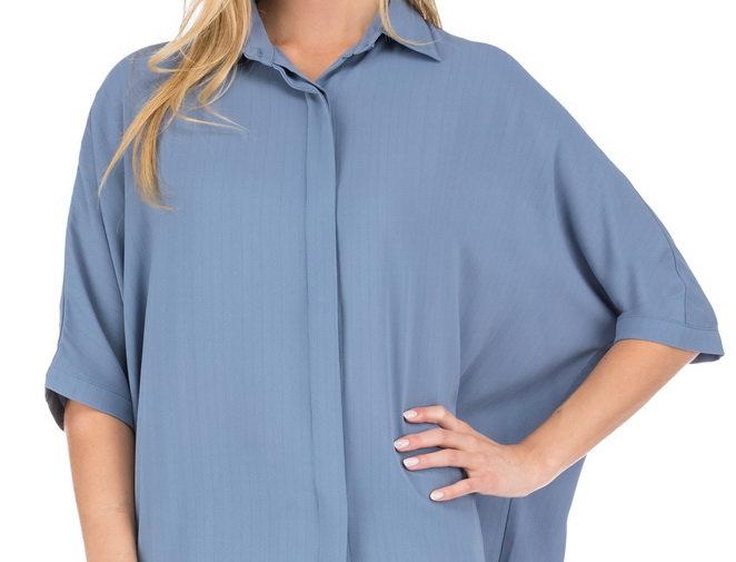 55M9598  • Slate Blue (Avail. in Black) S/M, M/L
