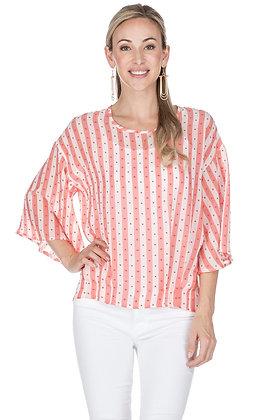 49E3790 • Orange Stripe (Min. 6 pcs)