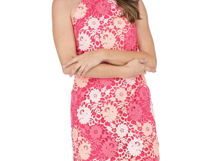48D3793 • Pink Lace