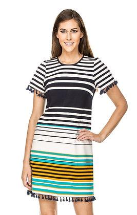 42A3586-5 • Turq Stripe