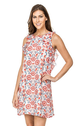42A9295-L • Red Floral