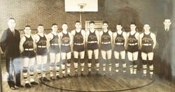Ashland Basketball Team 1934-35