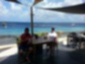 Breakfast at Eden Beach