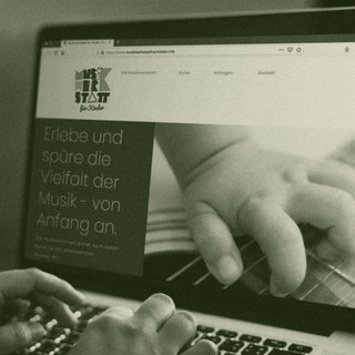 Musikwerkstatt Website