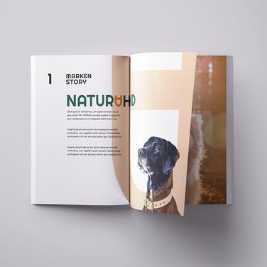 naturahund Markenhandbuch Innen