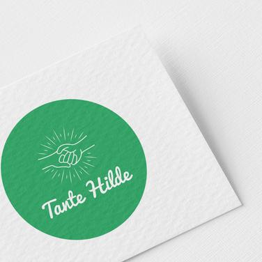 Tante Hilde Logo