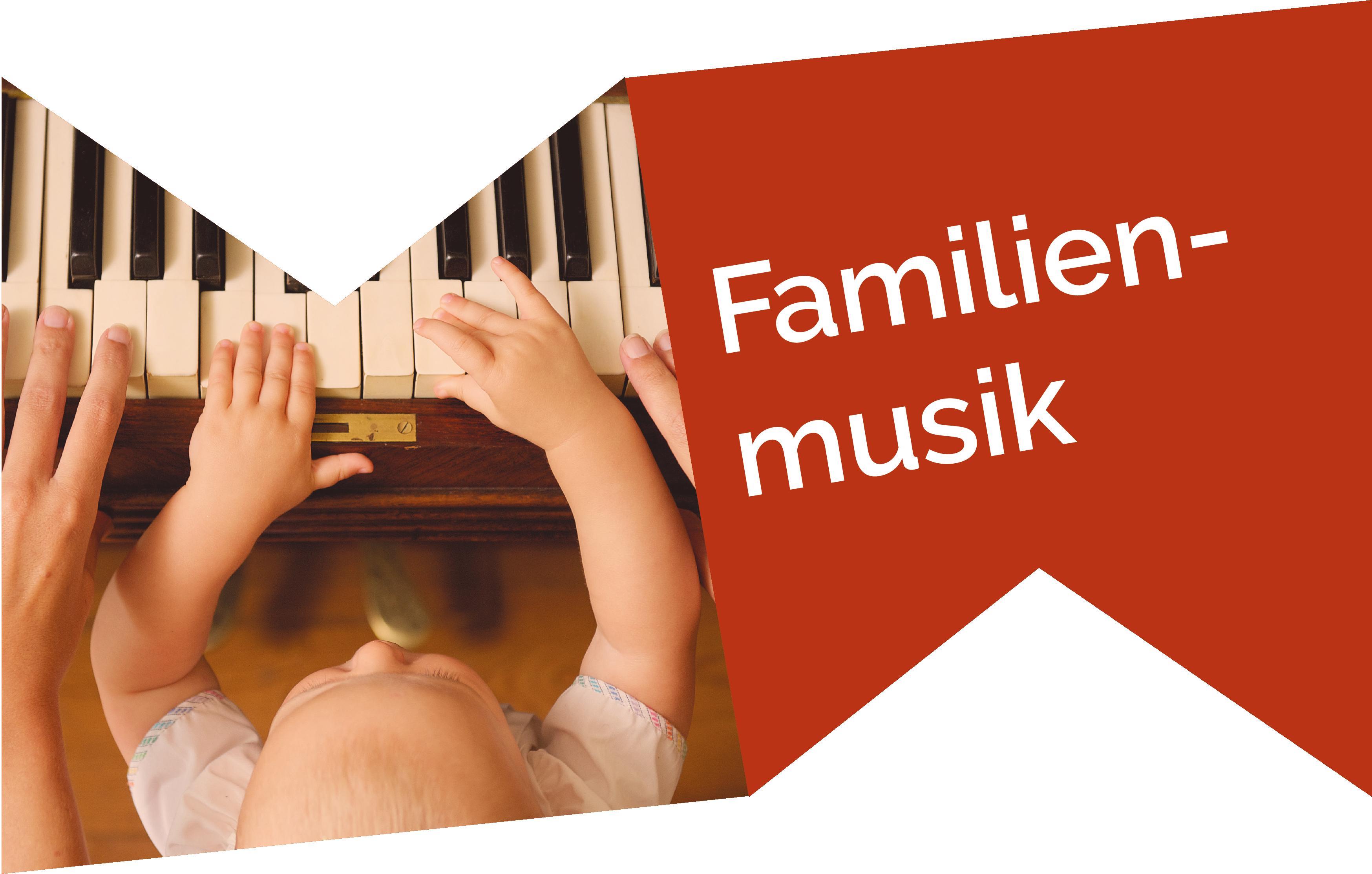 Familienmusik am Nachmittag montags
