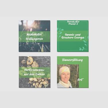 Instagram Post Formate