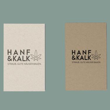 Hanf & Kalk Logo