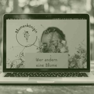 Blumenkoenigin Durach Webdesign