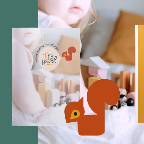 Tiny Hazel Unternehmensbroschüre