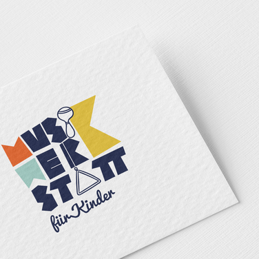 Musikwerkstatt für Kinder Logo
