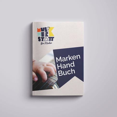 Musikwerkstatt für Kinder Markenhandbuch