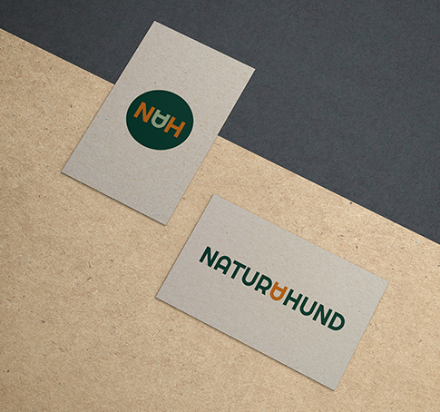 naturahund Visitenkarten