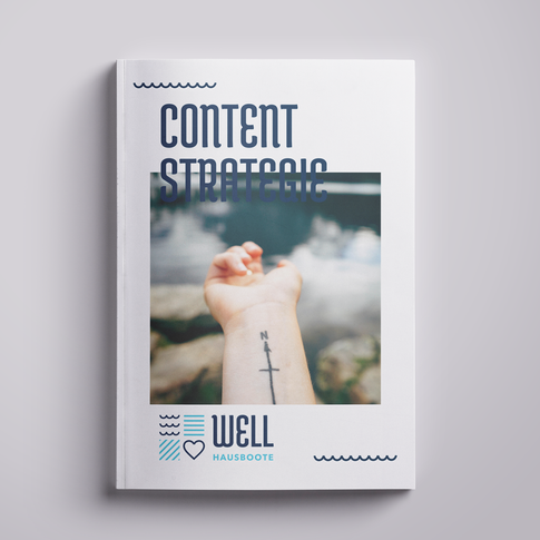Well Hausboote Content Strategie