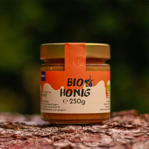 Oberstixner Etikett Honigglas