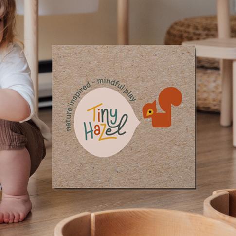 Tiny Hazel Visitenkarte