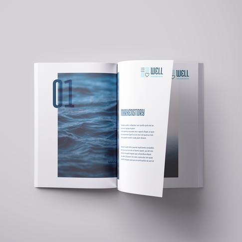 Well Hausboote Markenhandbuch