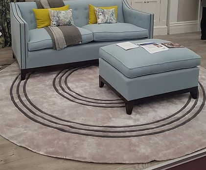 Beaufort London Arcs Rug
