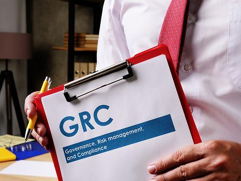 GRC Governance, risk management, and com