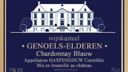 Genoels-Elderen - Chardonnay Blauw