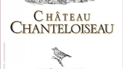 Château Chanteloiseau -Graves blanc