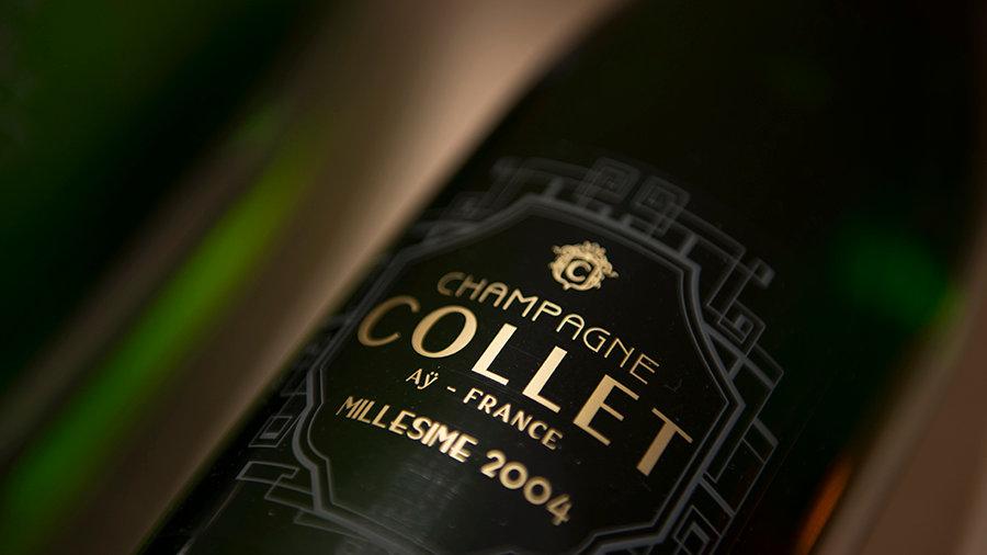 Champagne Collet - Brut - Äy