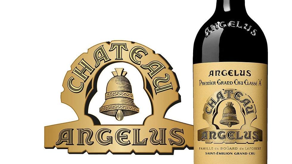"""Château Angélus 2015 – Appellation Saint-Emilion Premier Grand Cru Classé """"A"""""""