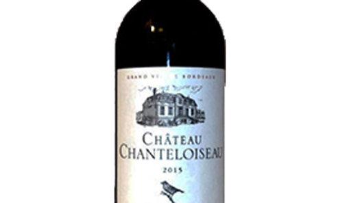 Chateau Chanteloiseau - Graves rouge