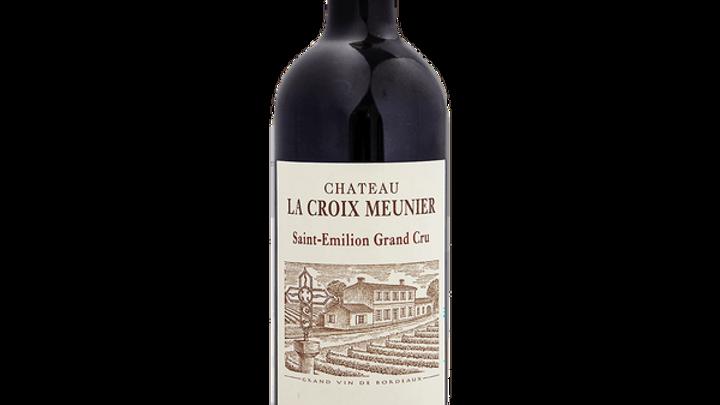 Château La Croix Meunier – Saint Emilion 2014