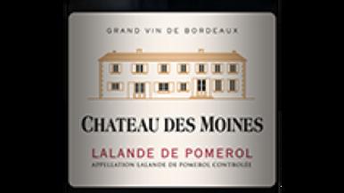 Château des Moines -  Lalande de Pomerol- 2016