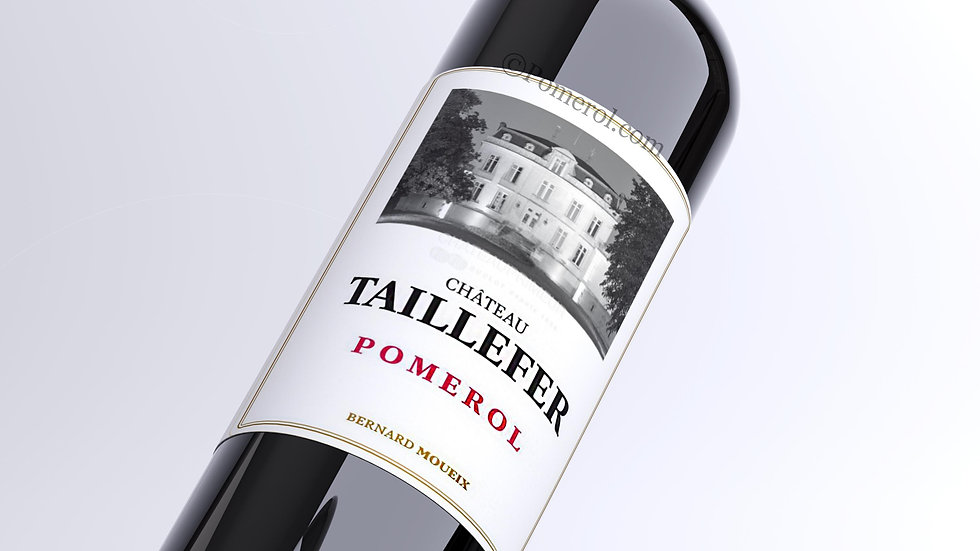 Chateau Taillefer Pomerol 2016