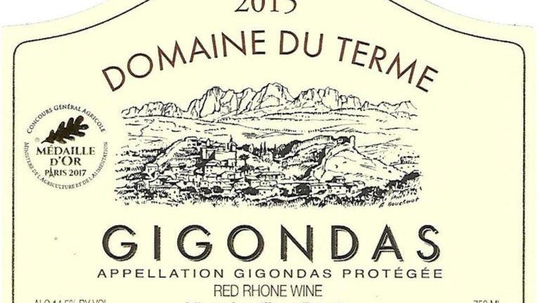 Dom. du Terme - Gigondas