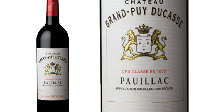 Chateau Grand Puy Ducasse – 2015