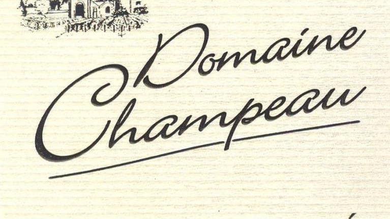 Pouilly Fumé Champeau