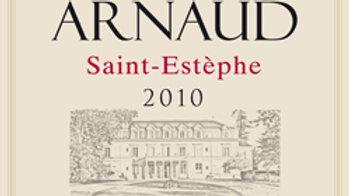 Chateau Arnaud – St. Estèphe - 2018