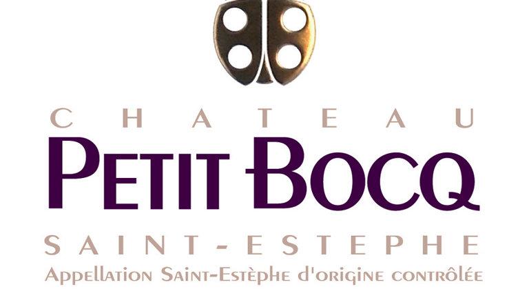 Petit Bocq - Saint-Estèphe - 2014