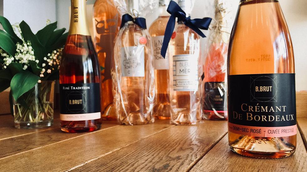 B.Brut - Cuvée Rosé