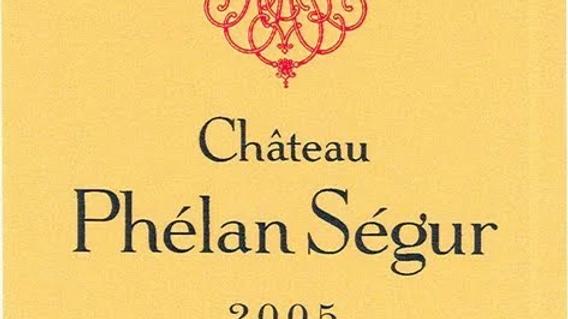 Château Phélan Ségur - Saint-Estèphe
