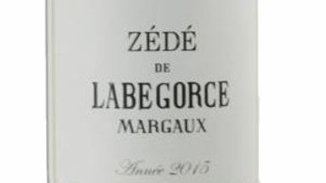 Zede de Labegorce Margaux