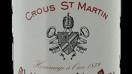 Chateauneuf du Pape Crous St. Martin