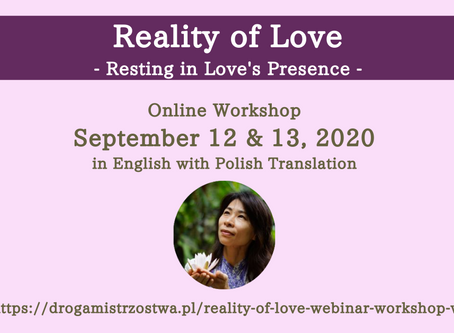 The Way of Love and Light: Blessing the world in the Presence of Love
