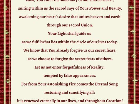 The Way of Love & Light - Aramaic Lord's Prayer