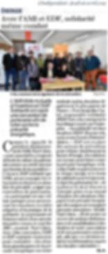 article_L'Indépendant_A2Mains_du_18-04-1