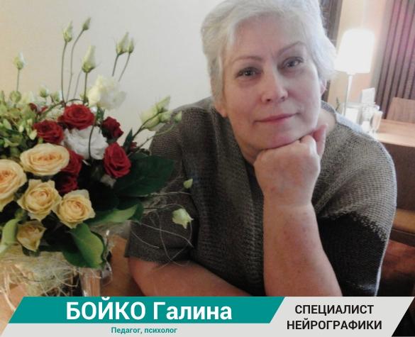 Бойко Галина