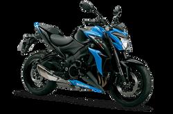 GSX-S1000A - METALLIC TRITON BLUE / GLASS SPARKLE BLACK (KEL)